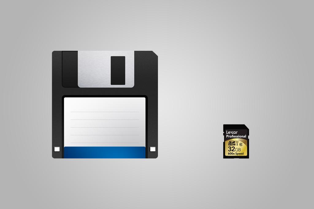 Atminties diskai